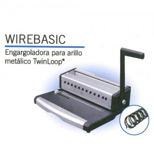 ENGARGOLADORA WIREBASIC